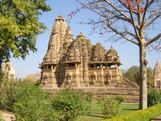 Chandella dynasty temples by TheoryInPractice