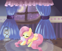 Sleepy Flutters by RPpirate