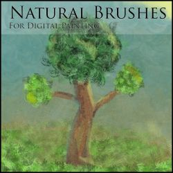 Brushes for Digital Painting by the-figtree