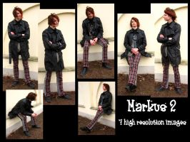 Markus 2 stock pack by Mithgariel-stock