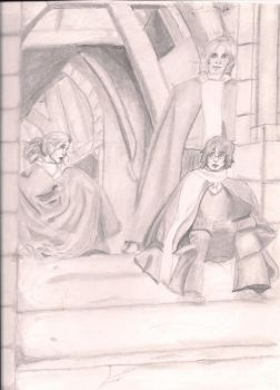 The Golden Trio2 by Harry-J-Potter-Club