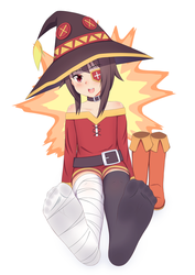 Let's Practice Explosion Magic!~ by Lululewd