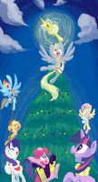 Derpy Saves Christmas! by AliasForRent
