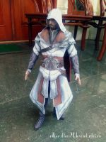 Ezio Auditore Papercraft by rillocrafter21