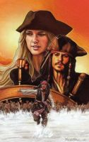 Pirates of the Caribbean by Randy-Martinez