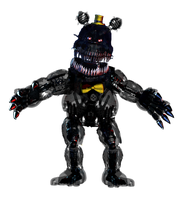 Nightmare full body *thank you image* by JoltGametravel