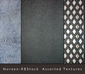 Assorted Textures by nureen-REStock