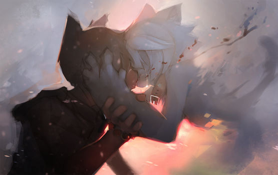 The Final Farewell by puinkey