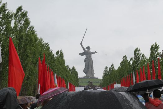 The Motherland calls! by Nicole-Jones
