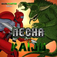 Mecha vs Kaiju Kickstarter by MechaVsKaiju