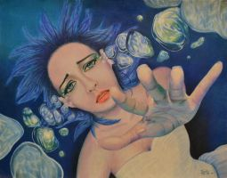 Drowning in My Tears by MysticTruth