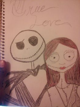 Jack And Sally by RileyIsARiot