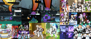 Elsword JoyRide - ScreenCap Compilation 2014 by queen-val