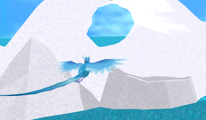 MMD Articuno DL by Valforwing