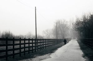 The road of silence by iNeedChemicalX