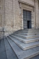 Church stairs closeup Stairs by Andrei-Oprinca