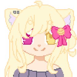 Tamashi pixel icon by cuppaint