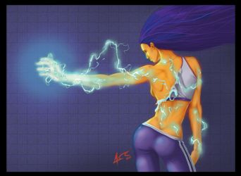 Electric Rose two by coyco