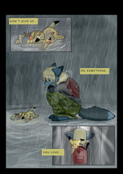 Dont give up.. by Ash-Dragon-wolf