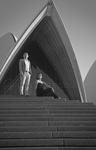 A and L at the Opera House 2 by Louvette