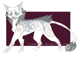 Cat adoptable auction ((CLOSED)) by IceAndTea