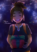 A Gift from Hau by Kittybaka-chan