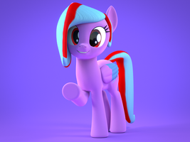 [Blender] Star Beats by MelodiousMarci