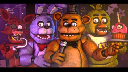 [SFM FNAF] We are Re-Opened again! [4K] by CortezAnimations