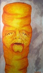 Carrot Zombie by manicimages