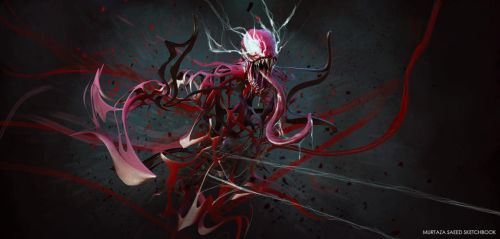 Ripped Carnage by murtazasaeed