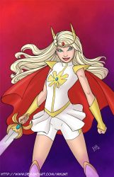 She-Ra by mhunt