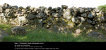 Stone Wall 2 By Cindysart-stock by CindysArt-Stock