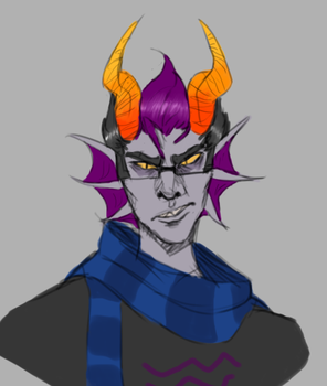 eridan i guess by KishinSoulEaTer