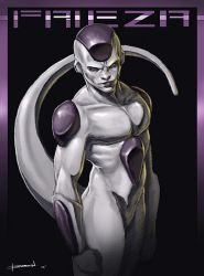 Frieza by ChevronLowery