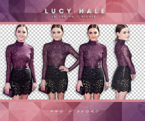 Pack Png 148 // Lucy Hale by confidentpngs