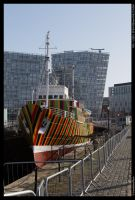Canning Dock by ironiclensflare