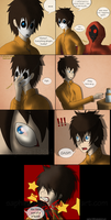 Adventures With Jeff The Killer - PAGE 34 by Sapphiresenthiss