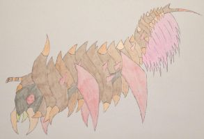 Spitworm by Fanficwriter1