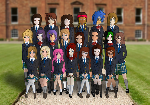 Eden Class Photo by buck3