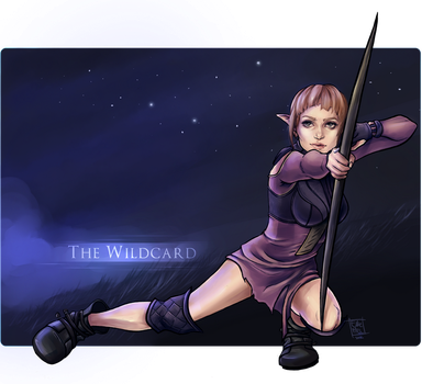 Sera: The Wildcard by ellieshep