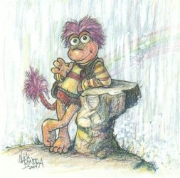 Gobo Of Fraggle Rock Fame by Phraggle
