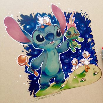 STITCH by Ood-Serriere