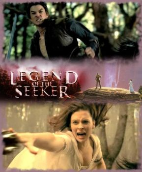 legend of the Seeker poster by GenBensGirl
