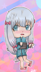 Chibi Sagiri (old) by Tuliply