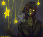 |The Puppeteer|  Threads and stars by Cross-Hatch001