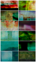 large abstract grunge textures by masterjinn