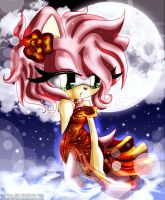 Amy's Silent Night by prittyred