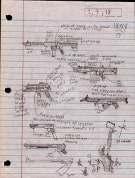 Weapons Study 6 by fatman791