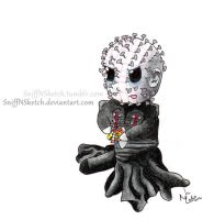 Pinhead by SniffNSketch