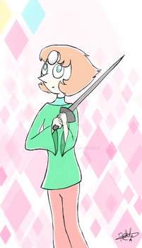 Just a Pearl by Dalilastar